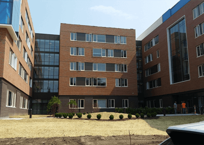 CASE WESTERN RESERVE UNIVERSITY RESIDENCE HALL – CLEVELAND, OHIO