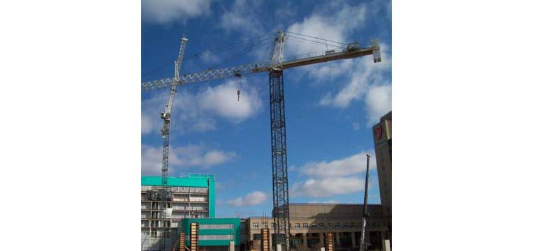 Tower Crane Installation Services Ohio