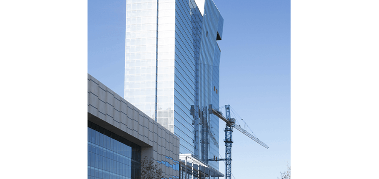 Tower Crane Installation Services